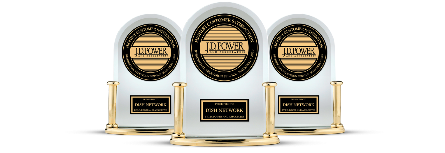 DISH Customer Satisfaction - Ranked #1 by JD Power - All-Star Communications in Granbury, Texas - DISH Authorized Retailer